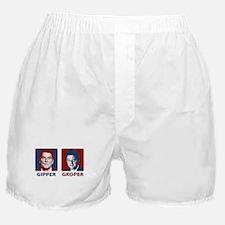 Gipper or Groper Boxer Shorts