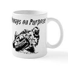 Sideways Ducati Mug