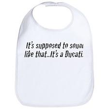 Ducati Bib