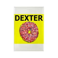 Bone Sprinkle Donut Rectangle Magnet (10 pack)