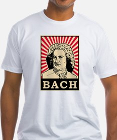 Pop Art Bach Shirt