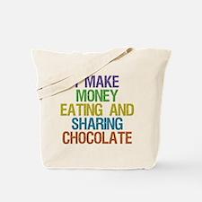 Make Money Tote Bag