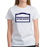 unemployee of the month Women's T-Shirt