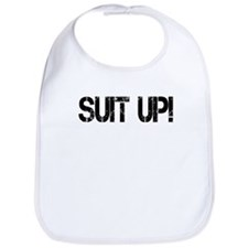 SUIT UP! Bib