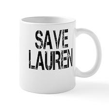 Save Lauren Mug