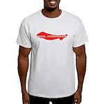 mrs. robinson Light T-Shirt