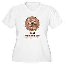 Real Women's Lib T-Shirt