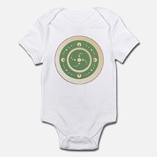 Crop Circle Infant Bodysuit