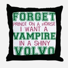 Twilight Inspired! Throw Pillow
