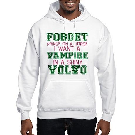 Twilight Inspired! Hooded Sweatshirt