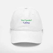 VP of Coloring - Baseball Baseball Cap
