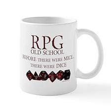 RPG: Old School Mug