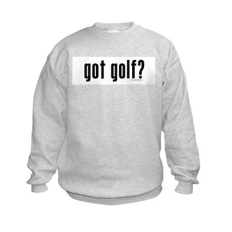 got golf? Kids Sweatshirt