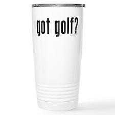 got golf? Travel Mug