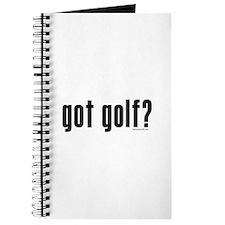 got golf? Journal