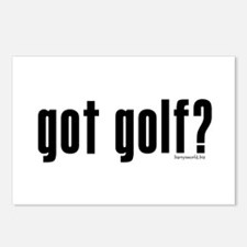 got golf? Postcards (Package of 8)
