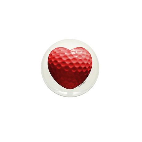Golf Love Mini Button (100 pack)