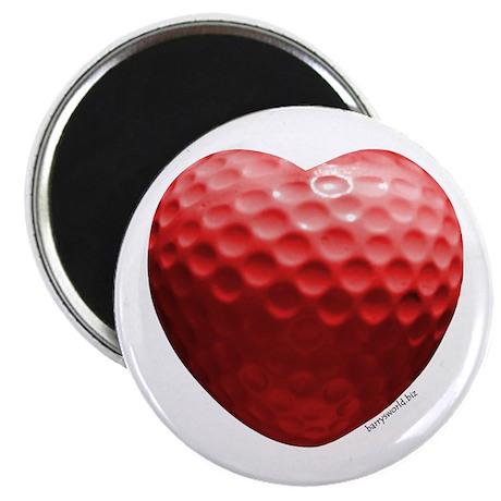 "Golf Love 2.25"" Magnet (10 pack)"