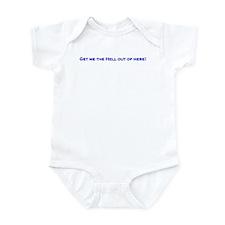 SG Out Infant Bodysuit