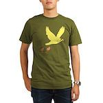 bombs away Organic Men's T-Shirt (dark)