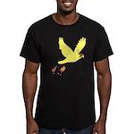bombs away Men's Fitted T-Shirt (dark)