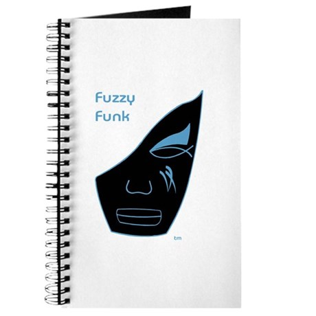 Fuzzy Funk Mask Journal