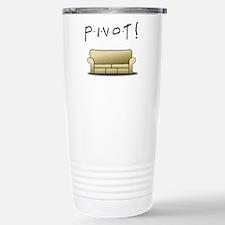 Friends Ross Pivot! Stainless Steel Travel Mug