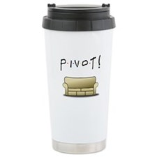 Friends Ross Pivot! Travel Coffee Mug