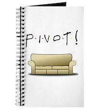 Friends Ross Pivot! Journal
