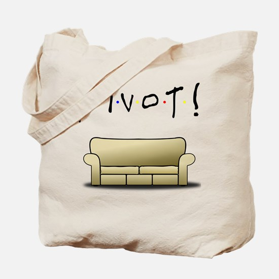 Friends Ross Pivot! Tote Bag