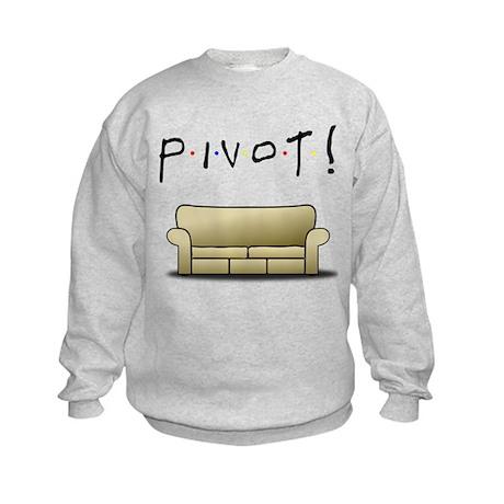 Friends Ross Pivot! Kids Sweatshirt