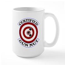Certified Gun Nut Mug