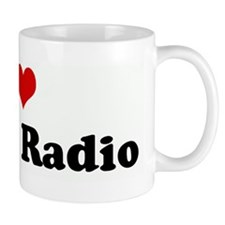 I Love Public Radio Mug