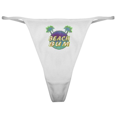 Beach Bum Classic Thong