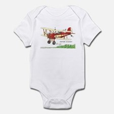 Vintage Journey Infant Bodysuit