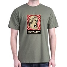 Pop Art Mozart T-Shirt