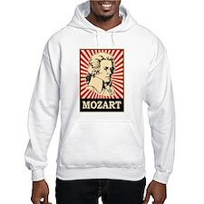 Pop Art Mozart Hoodie