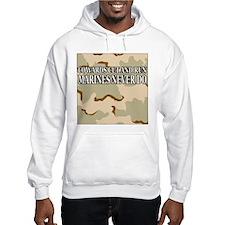 """""""desert Marine"""" Hoodie"""