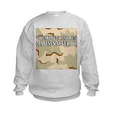 """""""Desert Marine"""" Sweatshirt"""
