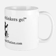 Emancipation Mug