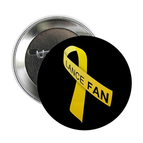 """Lance Armstrong - 2.25"""" Button (10 pack)"""