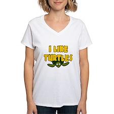 I Like Turtles Shirt
