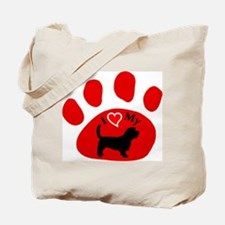 Petit Basset G V Tote Bag