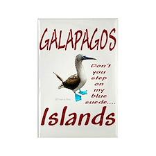 Galapagos Islands- Rectangle Magnet