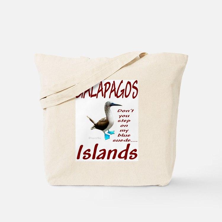 Galapagos Islands- Tote Bag
