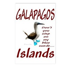 Galapagos Islands- Postcards (Package of 8)
