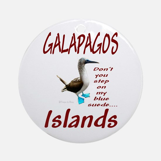 Galapagos Islands- Ornament (Round)