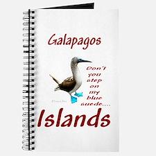 Galapagos Islands-Journal