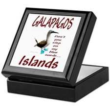 Galapagos Islands-Keepsake Box