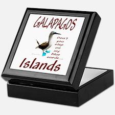 Galapagos Islands-Keepsake Box